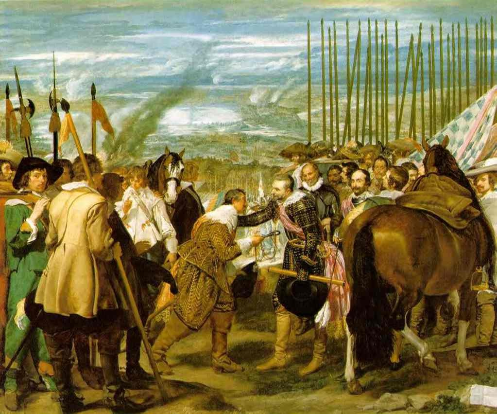 La rendicion de Breda